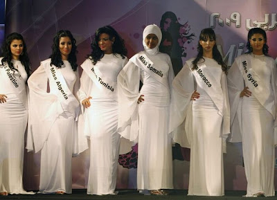 Miss Arap World 2009