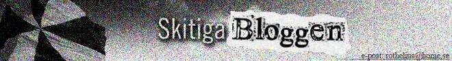 Skitiga Bloggen