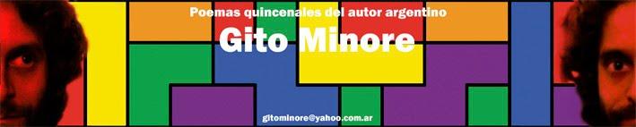 Poemas quincenales de Gito Minore