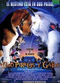 Ver Online Como Perros y Gatos (2001)