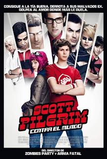 Scott Pilgrim contra el mundo (2010) online y gratis