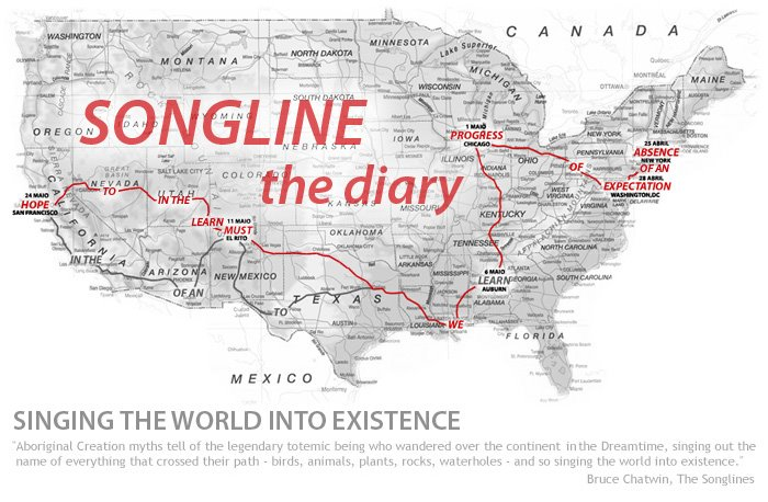 SONGLINE - DIARY