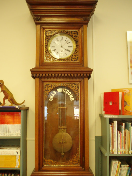 Charles Whitcomb Grandfather Clock