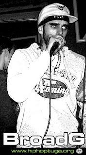 BroadG Hip Hop Tuga