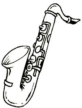 Pin Instrumentos Musicales Para Colorear Imprimir Dibujos Tattoo