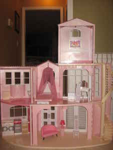 Barbie Dream House Sale on Barbie Barbie Malibu Dream House Barbie Victorian Dream House Barbie