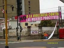 NO A LA VIOLENCIA CONTRA LAS PROSTITUTAS