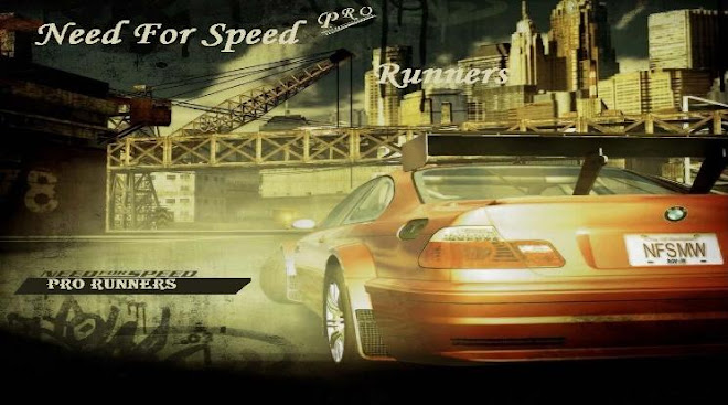 Need For Speed Pro Runners