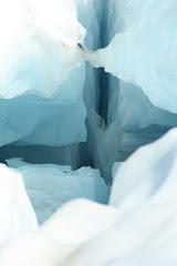 de gletsjer