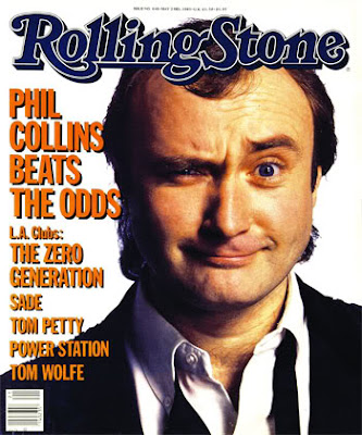 phil collins, rolling stone