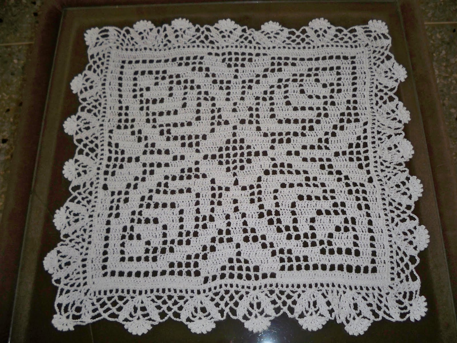 Pin tapetes tejidos a crochet portal genuardis pelautscom for Tapetes de crochet
