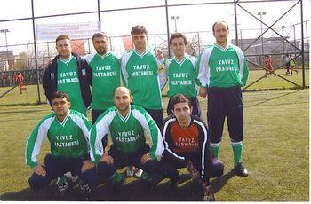 Çatpınar Köyü Futbol Takımı(2007)