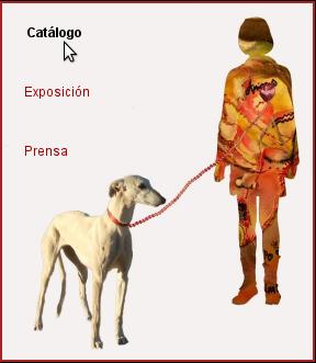 Catálogo de la exposición Perros