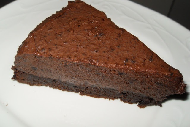 Pictures Of Dark Chocolate Cake
