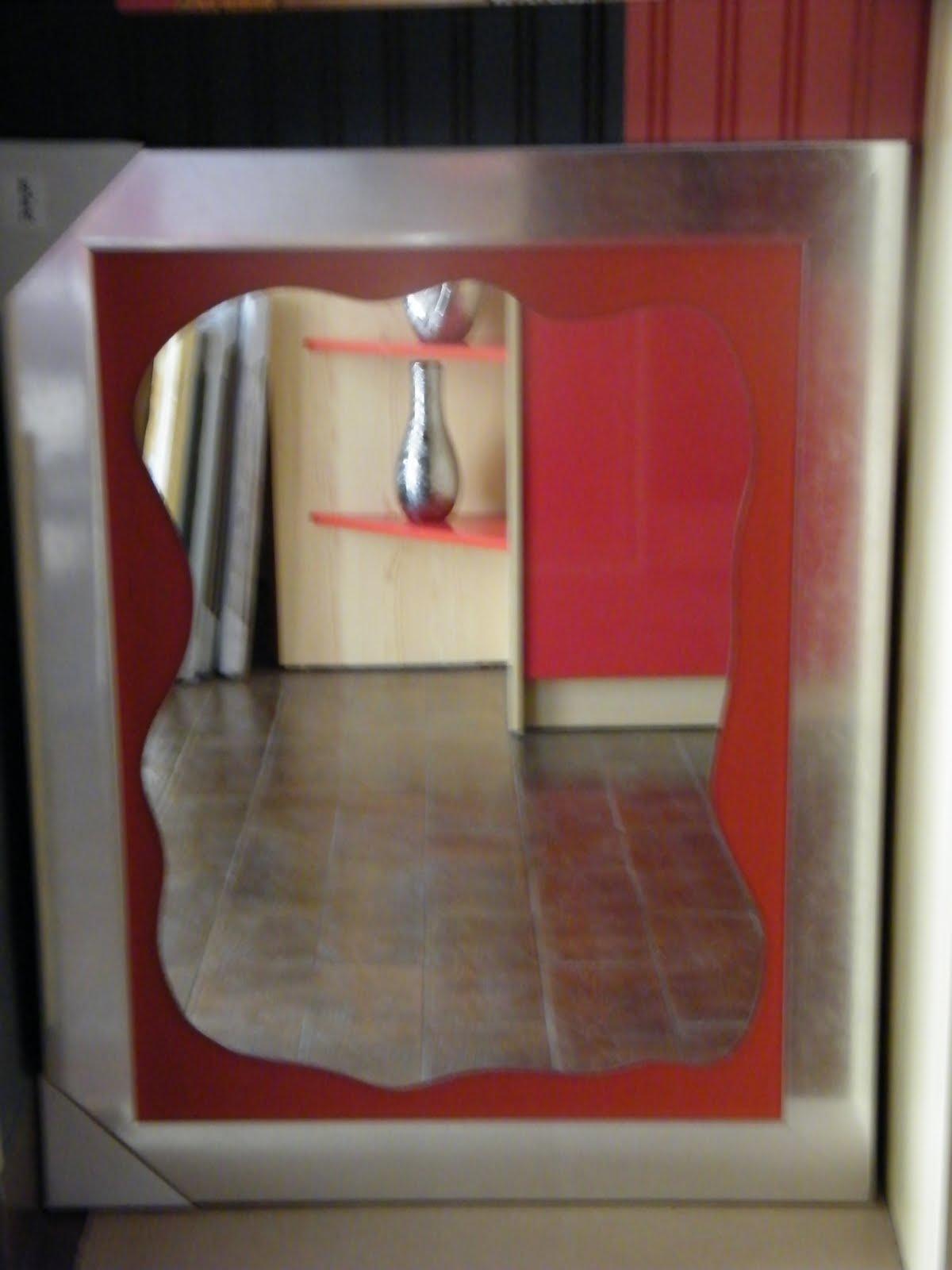Alcaudete magico espejos con formas raras - Espejos con formas ...