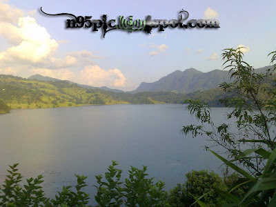 beautiful begnas lake