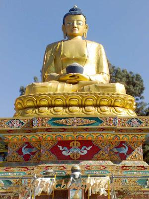 Gautam Buddha,Siddhartha Gautam,Swoyambunath Stupa base,statue of the gautam buddha,Gautam buddha in nepal,amithab gautam buddha
