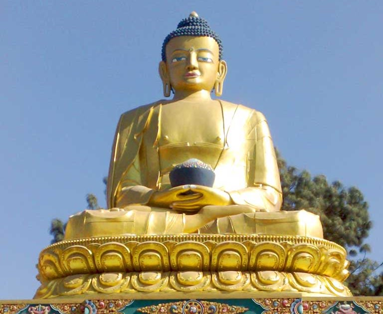 Statue of the Lord Gautam Buddha | My n95 Pictures