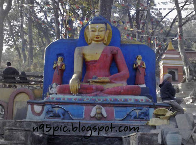 Swayambhunath , self emergence,history of swaymbhunath,pictures of gautam buddha,pictures of swaymbhustupa,