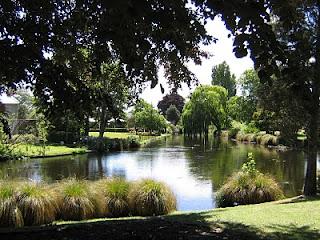 Mona Vale Christchurch, NZ