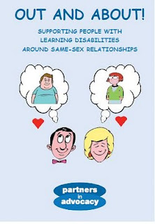 Disability and sexuality training
