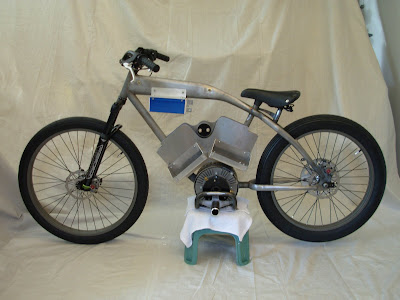 Electric Bike on Ev 12 Custom Bicycle   V Is For Voltage Electric Vehicle Forum