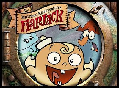 Flapjack y Hora de aventura
