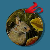 Animal Art Ornament