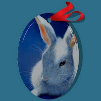 Animal Art Ornament