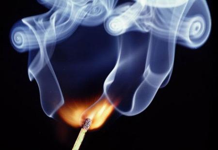 Blog Husni: Keren! Nilai Seni dari Asap Rokok