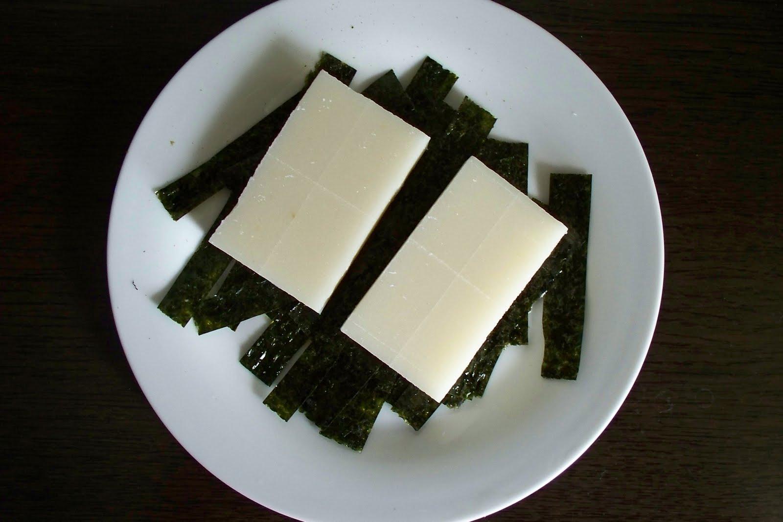 Tee und Mochi: お菓子(Süßigkeiten und Knabberkram)
