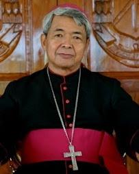 Most Rev. Sergio L. Utleg, D.D.
