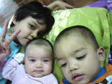Nur sufiana, Nur Sakinah dan Taufiq