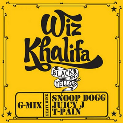 Wiz Khalifa-Black & Yellow G-Mix (feat.Snoop Dogg, Juicy J and T-pain)