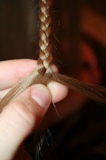 Tween Slide-Up Braid #4
