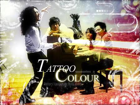 แทททู คัลเล่อร์ (Tattoo Colour)