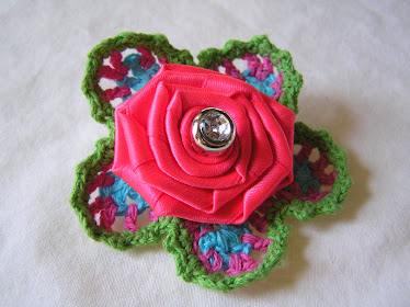 Floral Pin #7