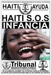 HAITI S.O.S INFANCIA -SUMATE DEFIENDE LA INFANCIA DE HAITI ! URGENTE!