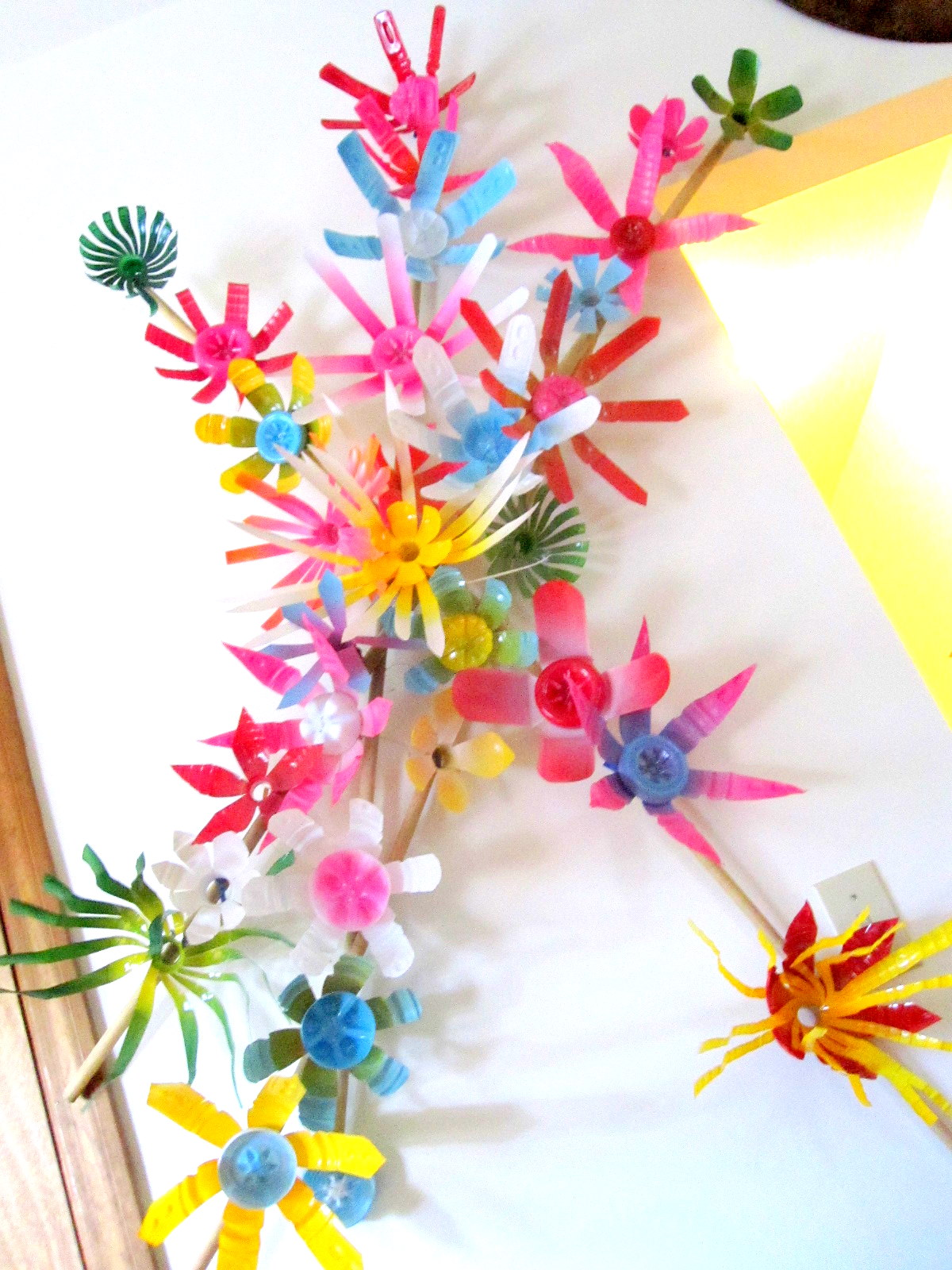 How To Make Anthropologie Flowers Diy Blogilates