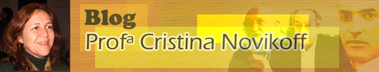 Profª. Cristina Novikoff