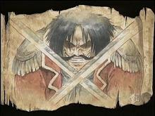 "Pirates King ""Gol D.Roger"""