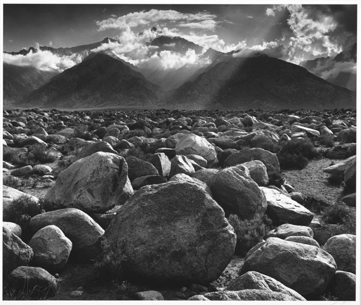ansel adams photography. Ansel Adams Photographs