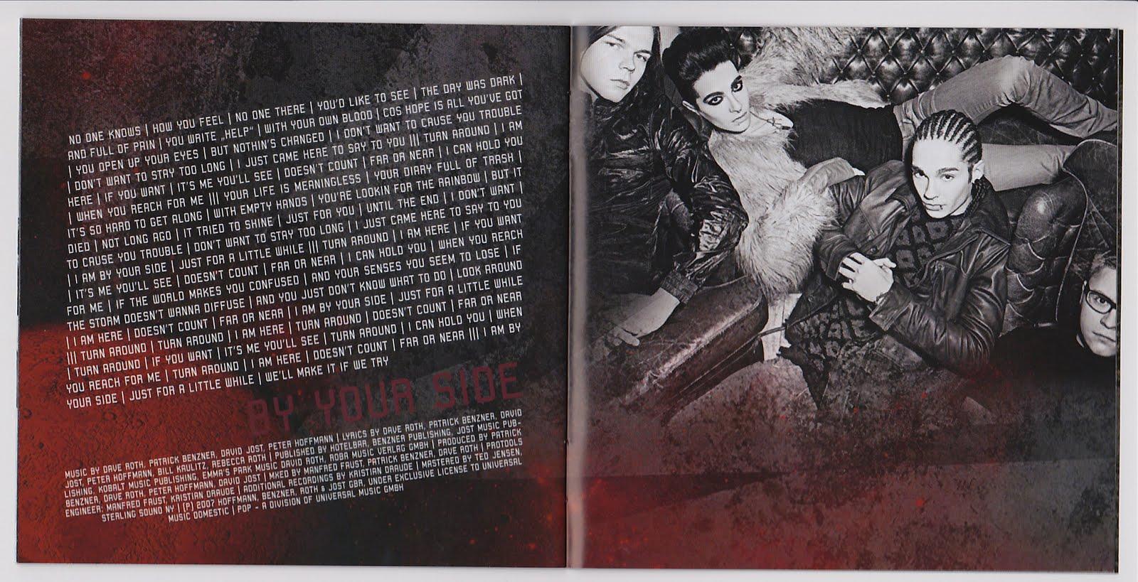 [album] Darkside Of The Sun (édition japonaise) 6