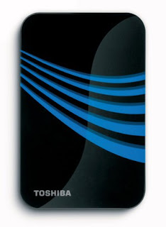 toshiba stylish 400 gb portable usb 2.0 hard drives