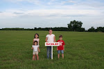 Sold...it is now our land!
