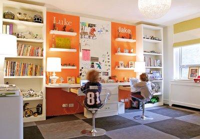 Homeschool Room Design