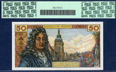 banknote 50 Francs Currency Image Gallery