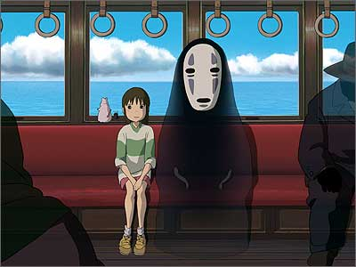 2001 - Spirited Away Hayao