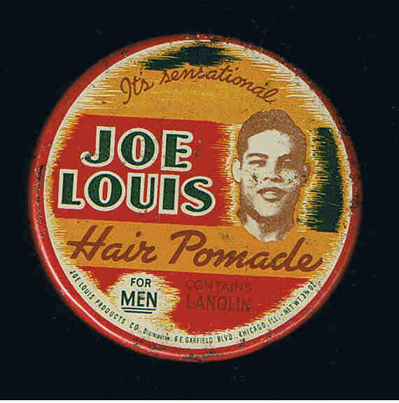before e: Pomade