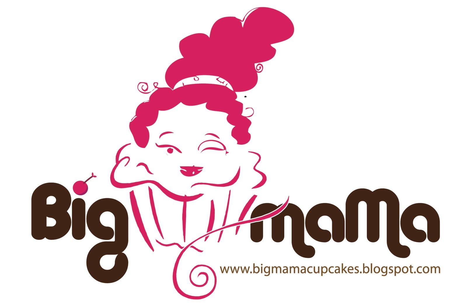 Big Mama Cupcake Logos